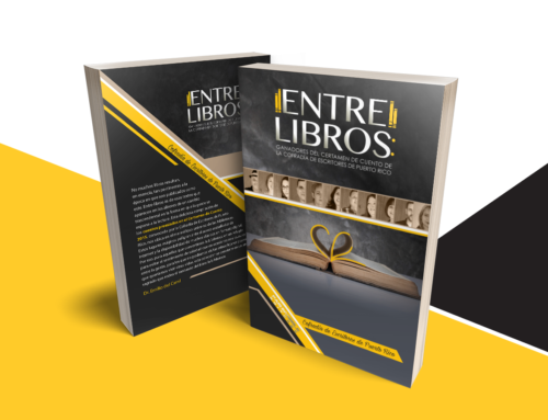 Book Cover Design for Entre Libros